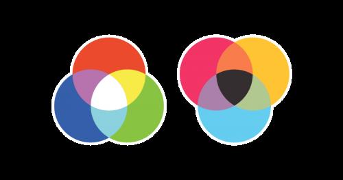 RGB và CMYK khác nhau như thế nào, ứng dụng của chúng là gì?