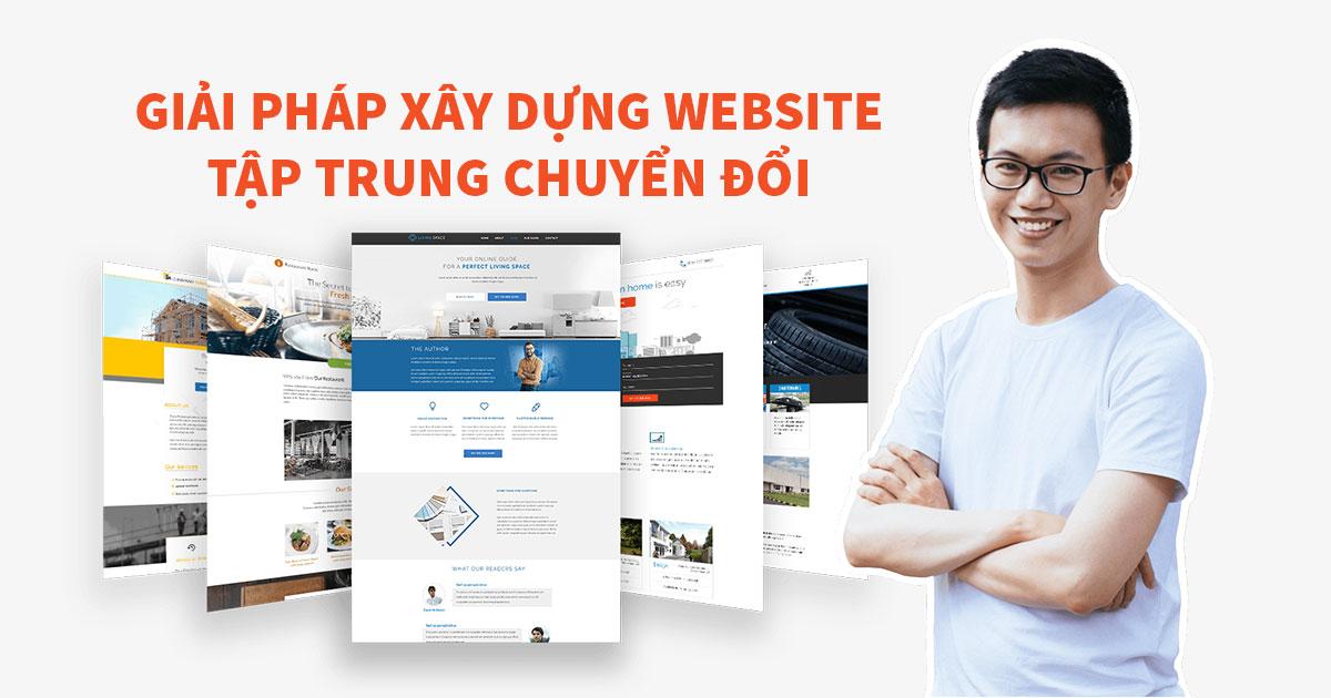 Eladiy- giải pháp thiết kế web tập trung tỷ lệ chuyển đổi cao