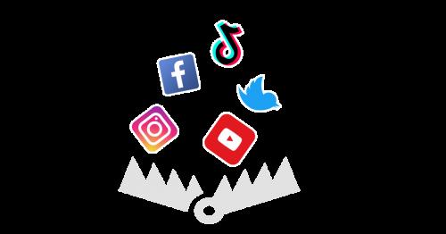 mạng xã hội không phải là nơi bền vững để phát triển business
