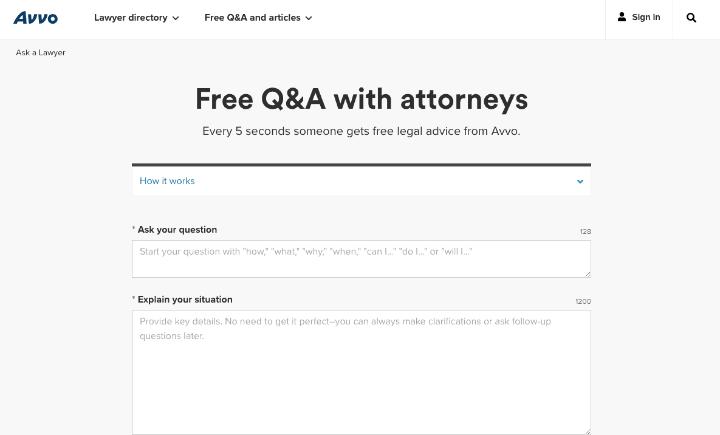 Giải đáp thắc mắc miễn phí với luật sư