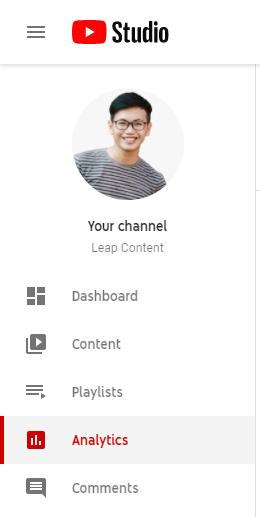 Leap Content Youtube Studio